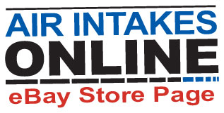 Air Intakes Online eBay Store Page - Ontario, California shipments daily.